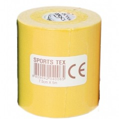 SPORTS TEX 7,5CM X 5 METROS