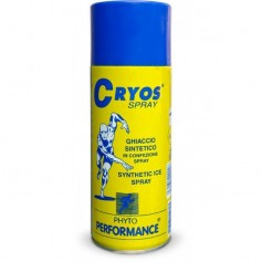 SPRAY FRÍO CRYOS 400ML.