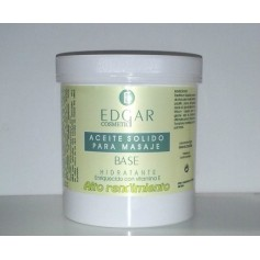ACEITE SOLIDO BASE NEUTRO EDGAR