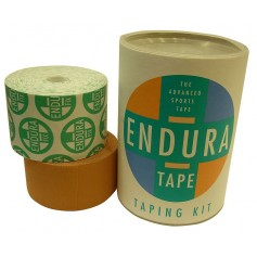 KIT ENDURA TAPE 3,8CM X 13,7M + FIX 5CM X 10M