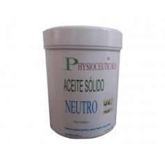 ACEITE SÓLIDO NEUTRO SIN AROMA 1000ML PHYSIOCEUTICALS