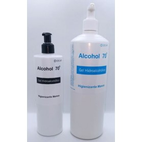 GEL HIDROALCOHOLICO 1000ML CON DISPENSADOR