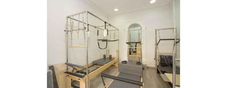 PILATES Y FITNESS - SHOWROOM EN MADRID!!!